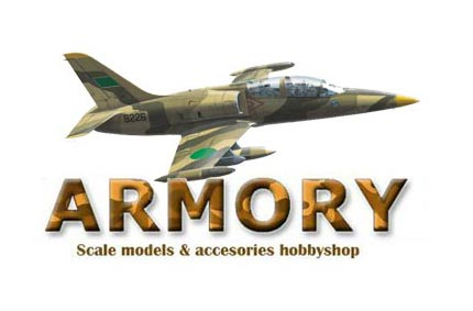 Armory. Hobbyshop.