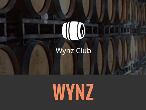 Online Wine Shop WYNZ